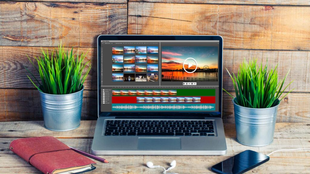 Top 5 video editing softwares in 2021