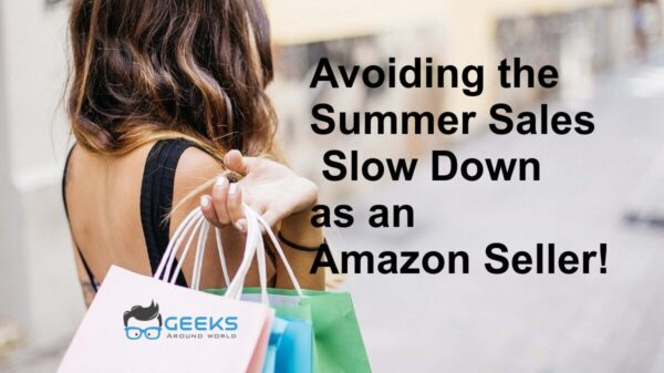 Sales Slow Down as an Amazon Seller
